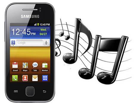audios smartphone